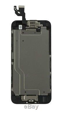 Genuine OEM Original iPhone 6 Plus Black Replacement LCD Screen Full Assembly