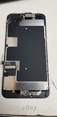 Genuine OEM Original iPhone 8+ Plus Black Replacement LCD Screen Assembly