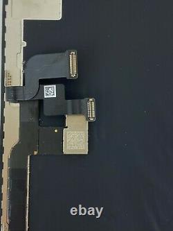 Genuine OEM Original iPhone X Black LCD Replacement Screen Digitizer Grade A