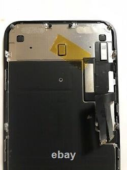 Genuine OEM Refurbished Black iPhone 11 Screen Replacement Good Condition #A