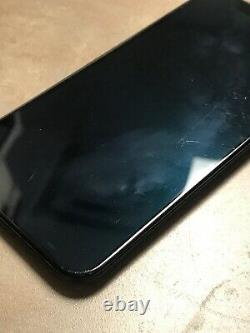 Genuine OEM iPhone X Black Digitizer & LCD Screen Display Replacement