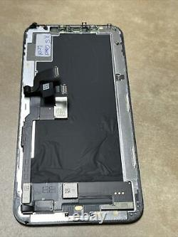 Genuine OEM iPhone X Black Digitizer & LCD Screen Display Replacement GOOD