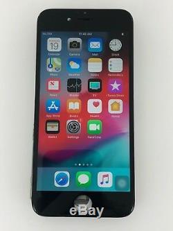 Genuine Original iPhone 7 Black Replacement LCD Screen Digitizer Grade A