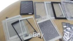 I phone i pads, screens replacements, metal shields, spare parts (for parts only)