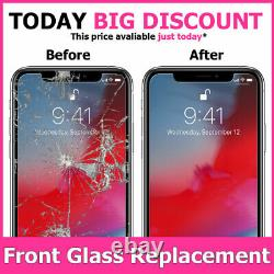 IPhone 11 PRO MAX CRACKED SCREEN LCD BROKEN GLASS REPLACEMENT REPAIR SERVICE