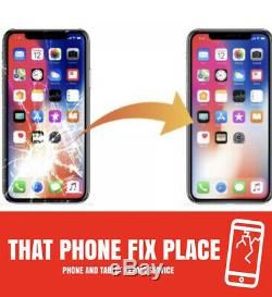 IPhone 11 Pro Max Cracked Glass Broken OLED Screen Repair Replacement Service