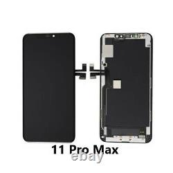 IPhone 11 Pro Max Soft OLED Display LCD Touch Screen Digitizer Replacement