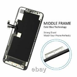 IPhone 11 Pro OEM Soft OLED Display Touch Screen Digitizer Replacement Kit