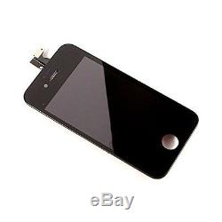 IPhone 4S Black Replacement Full Front Screen LCD and Digitizer & Set Of Too