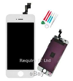 IPhone 5S/SE LCD Touch Screen Digitizer Assembly Replacement SILVER New