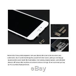 IPhone 6s Plus Screen Replacement White Full Assembly 3D Touch LCD Digitize