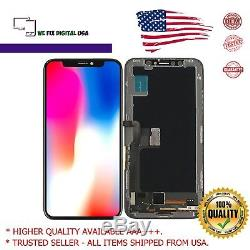 IPhone X 10 LCD Display Touch Screen Digitizer Assembly Replacement Part