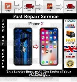 IPhone X Full Screen Repair And Replacement Service Same Day Repair And Return