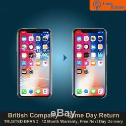 IPhone X LCD OLED Screen Display Glass Replacement Service Same day Repair