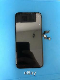 IPhone X Original Apple OLED Screen Replacement Black