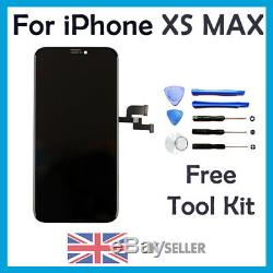 IPhone XS MAX Display Touch Digitizer LCD Screen Assembly Replacement UK