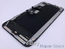 IPhone XS MAX Original Apple OLED Screen Replacement Display Black CondA (OEM)