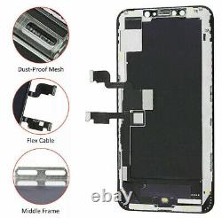 IPhone XS MAX Premium Soft OLED Screen Display Touch Digitizer Replacement USA