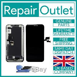 IPhone XS Max Replacement LCD Touch Screen Digitizer Display Assembly Black