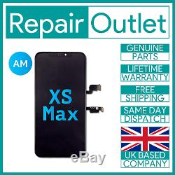 IPhone XS Max Replacement TFT LCD Touch Screen Digitizer Display Assembly