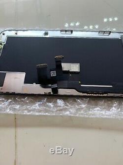 IPhone XS Original Apple OLED Screen Replacement Display Black (OEM)