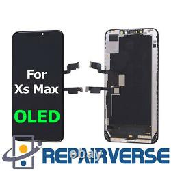IPhone Xs Max Replacement OLED LCD Touch Screen Digitizer Display Assembly UK