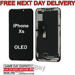 IPhone Xs OLED Screen LCD Touch Display Assembly Replacement UK STOCK