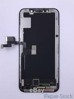 Iphone X Original Apple OLED Screen Replacement Black CondA- OEM