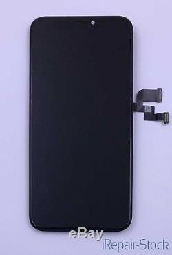 Iphone X Original Apple OLED Screen Replacement Black CondB- OEM