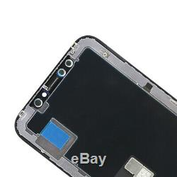 LCD Display Screen Digitizer Assembly For iPhone X XR XS MAX OLED Replacement