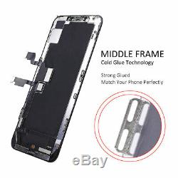 LCD Display Touch Screen Digitizer Assembly Replacement For iPhone XS MAX 6.5