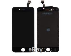 LCD Display Touch Screen Digitizer Replacement For iPhone 6 Black And Repair Kit