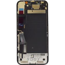 LCD Touch Screen Digitizer For Apple iPhone 11 Replacement Sensor Speaker Rep