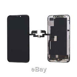 LCD Touch Screen Display Digitizer Assembly Replacement For iPhone XS OLED AAA+