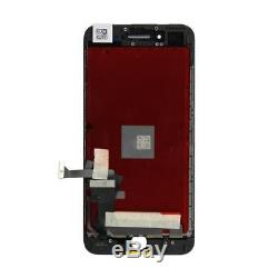 LOT5 X OEM Black iPhone 7PLUS LCD Display Screen Digitizer Assembly Replacement