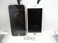 Lot of (28) Apple iPhone 6S LCD Touch Screen Replacement -Never used (blk & wht)