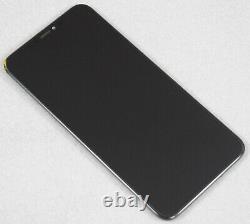 Lot of 6 OEM Apple iPhone XS Max Digitzer Replacement Screen Gold B Grade