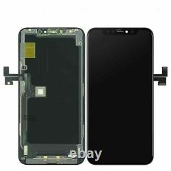 New 6.5 Iphone 11 Pro Max Oled Screen Replacement A2218 Space Gray