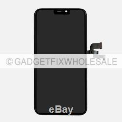 New Display LCD Screen Touch Screen Digitizer Frame Replacement For Iphone X 10