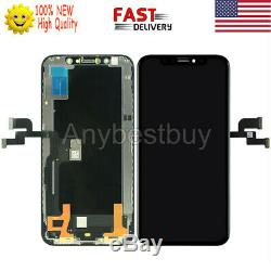 New For Apple iPhone XS LCD Display Touch Screen Digitizer Assembly Replacement