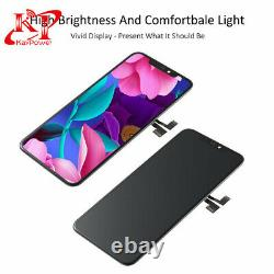 New For iPhone 11 Pro Max Display Hard Oled Touch Screen Digitizer Replacement