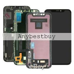 New For iPhone X XR XS Max OLED LCD Display Touch Screen Digitizer Replacement