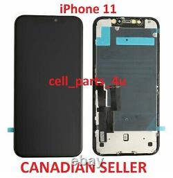 New Premium Quality Touch Screen Digitizer LCD INCELL Replacement For iphone 11