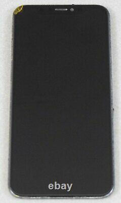 OEM Apple iPhone X LCD Digitzer Replacement Screen Silver A Grade