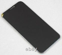 OEM Apple iPhone X LCD Digitzer Replacement Screen Silver B Grade