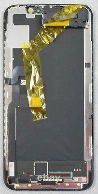 OEM Apple iPhone X LCD Digitzer Replacement Screen Space Gray B Grade