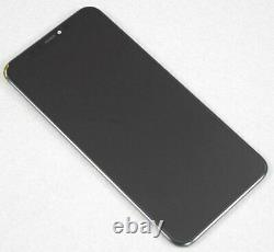 OEM Apple iPhone XS Max Digitzer Replacement Screen Silver A Grade
