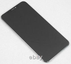 OEM Apple iPhone XS Max Digitzer Replacement Screen Space Gray Faint Scratches