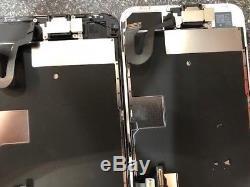OEM Genuine Original iPhone 8+ Plus Black Replacement LCD Screen Assembly