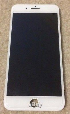 OEM Genuine Original iPhone 8+ Plus White Replacement LCD Screen Assembly